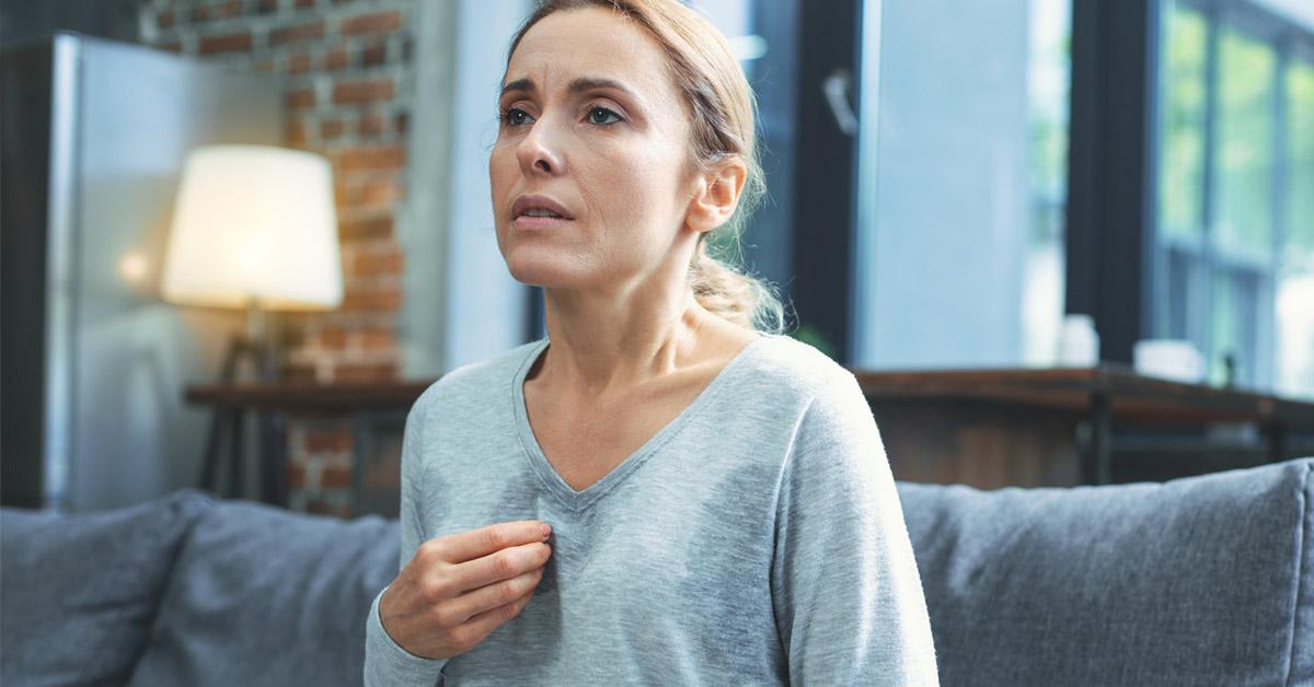 Que hacer para evitar los sofocos de la menopausia