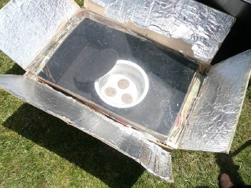 Cómo hacer una cocina solar casera ¡y muy sencilla!