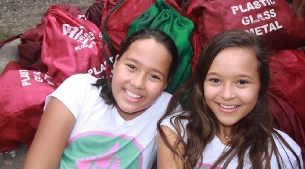 Dos niñas activistas consiguieron una gran promesa de su gobierno