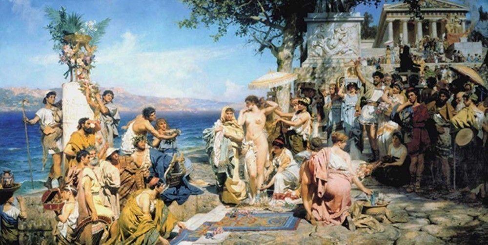 mito griego misterio
