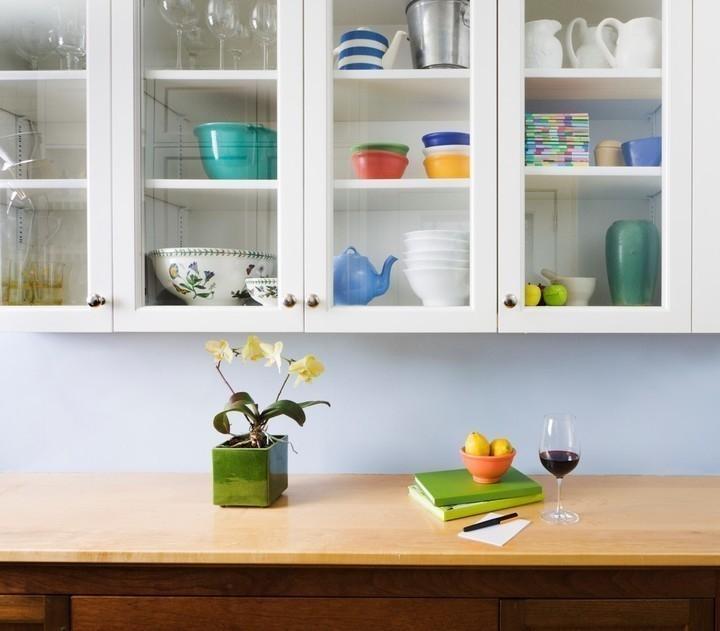 Evitar la acumulación es fundamental para tener una casa ordenada