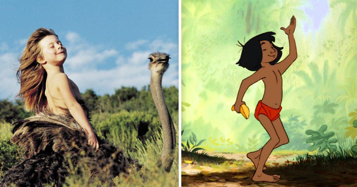 Esta es la historia de la verdadera niña Mowgli | Bioguia