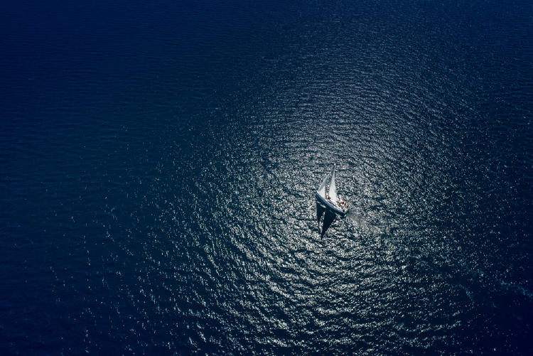 barco oceano