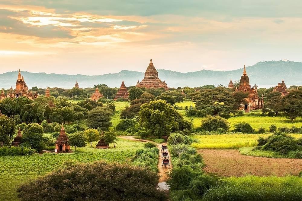 Hermosos templos del mundo
