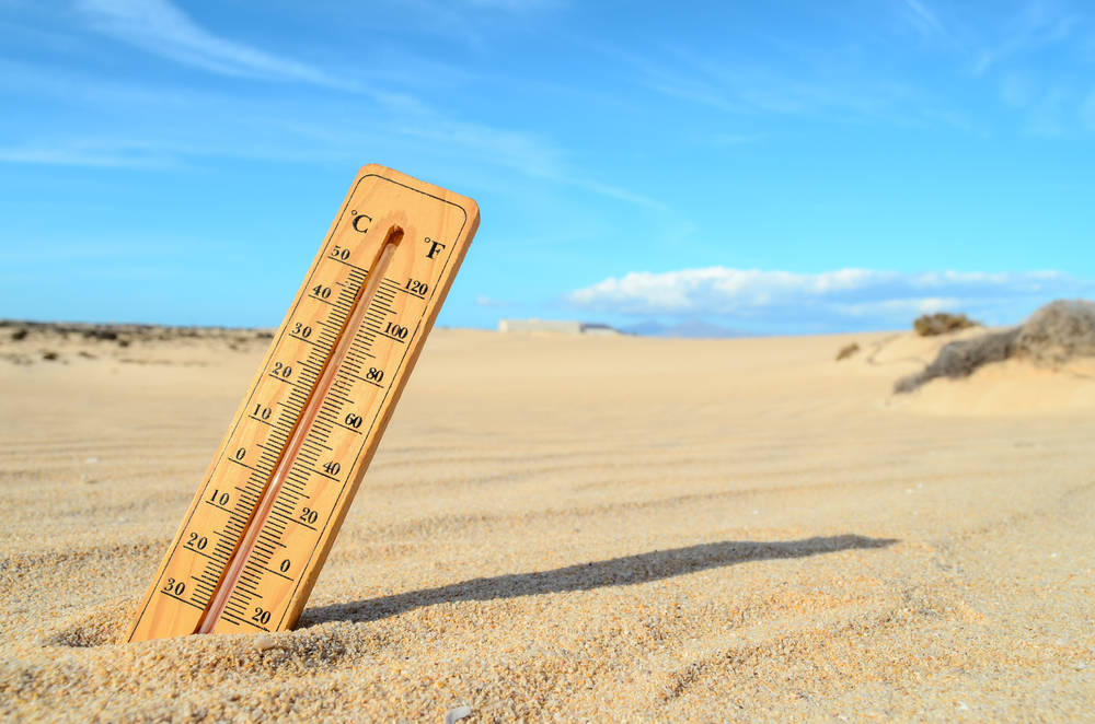 Advierten que la temperatura de la Tierra seguirá aumentando