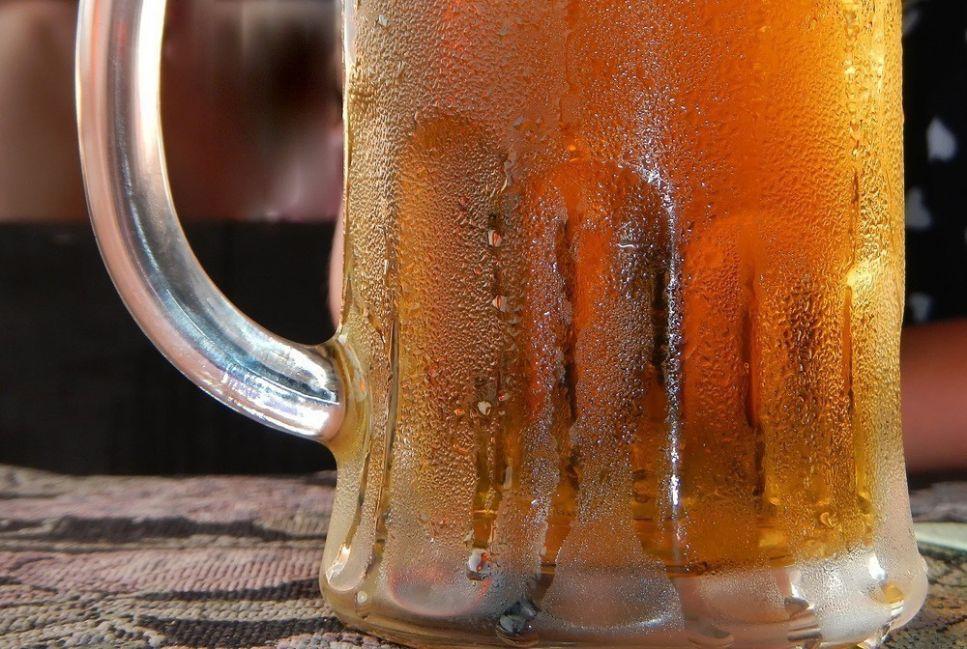 enfriar cerveza