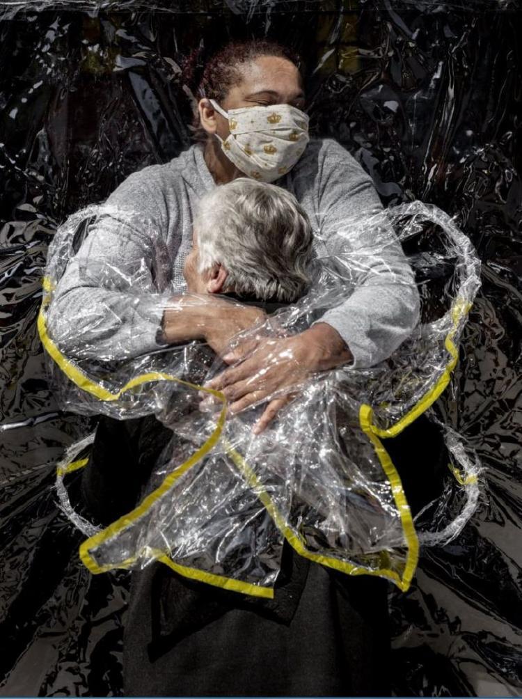 La historia detrás de la mejor fotografía World Press Photo 2021
