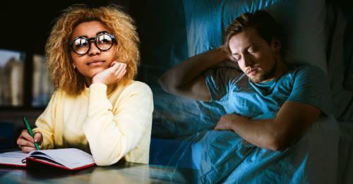 Comienza un diario de sueño para cambiar la forma en que te sientes