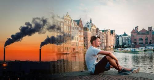 Holanda se está hundiendo: esto le pasará gracias al cambio climático