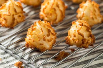 coquitas coco dulce snack receta