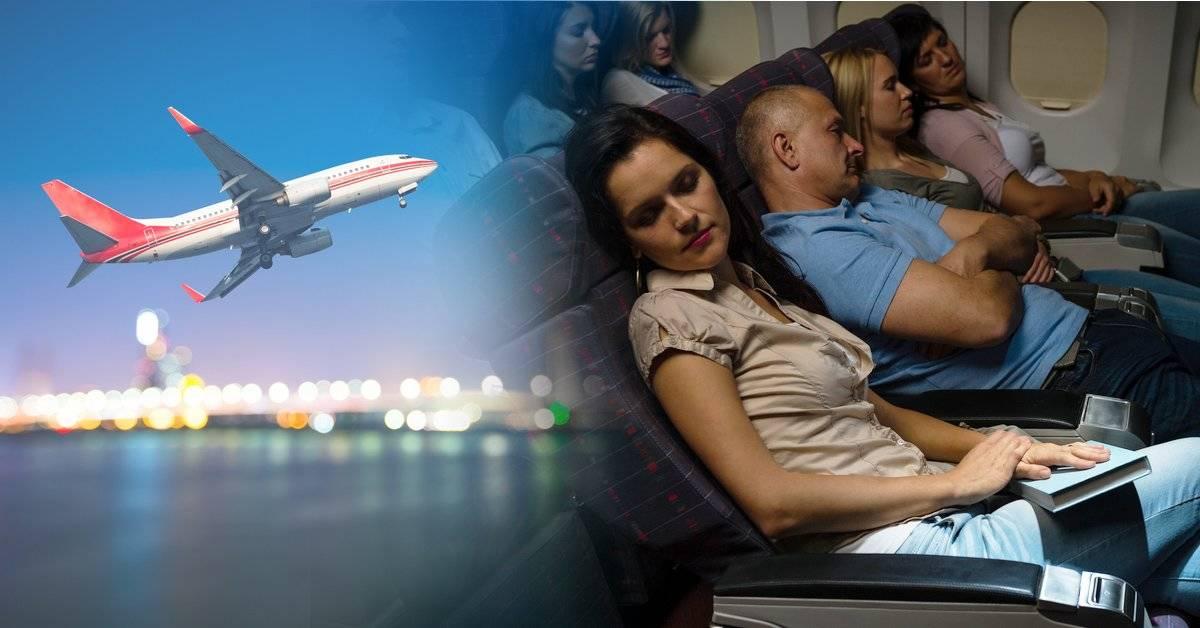 El divertido discurso de un piloto de avión a sus pasajeros antes de despegar