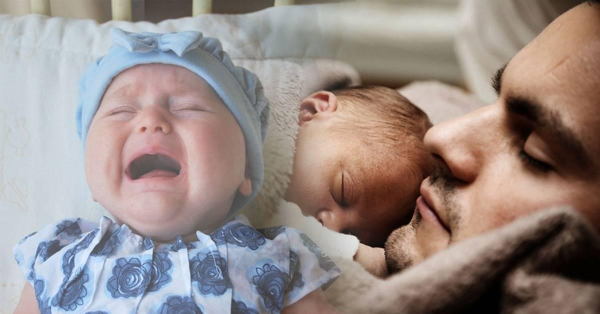 La reflexión viral de un padre después de que sus vecinos se quejaran del llanto de su bebé