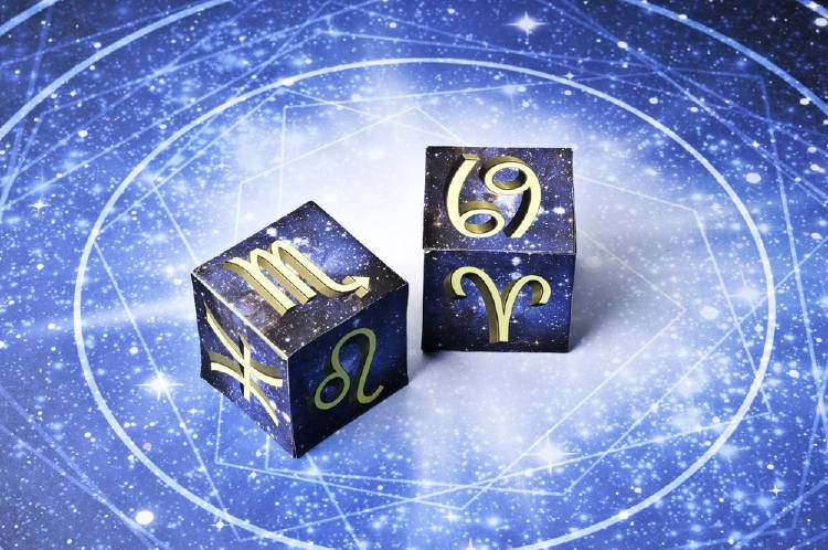 astrology cubes