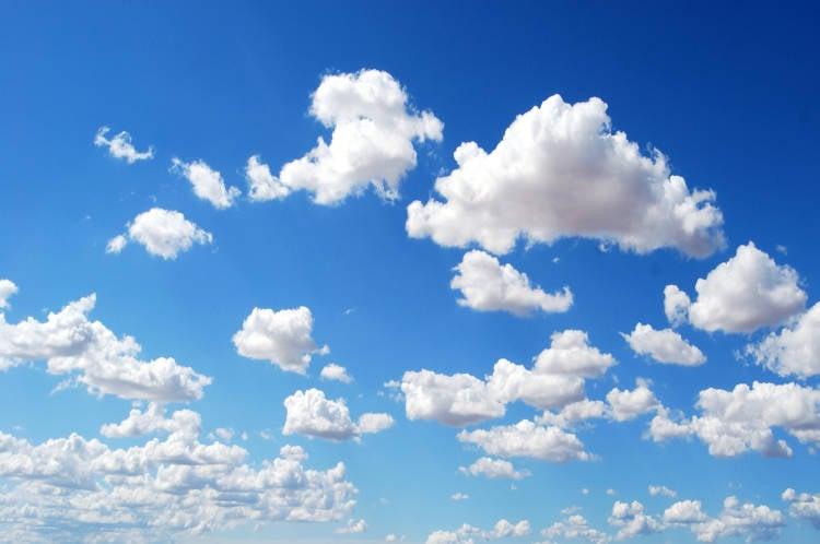 cumulos nubes