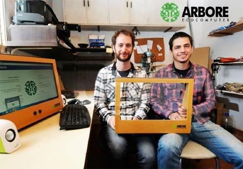 Desarrollan computadoras ecológicas, ¡y biodegradables!