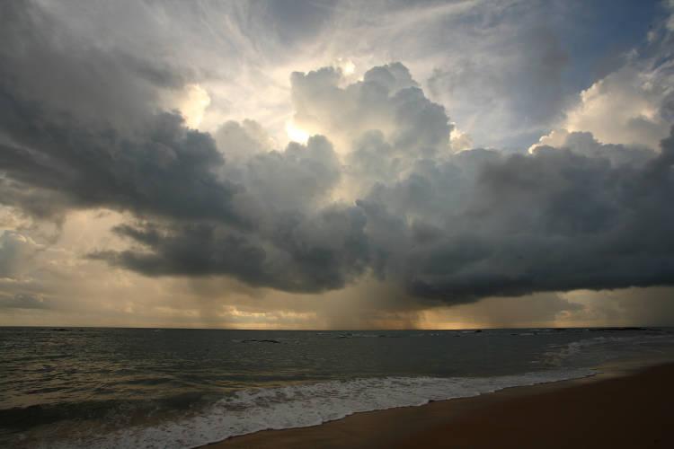 cumulonimbos nubes