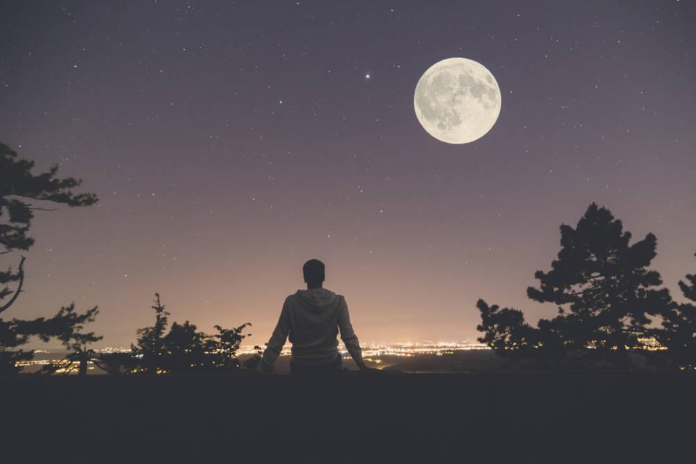 La luna llena en Tauro nos invita a fijarnos en lo que nos nutre de verdad