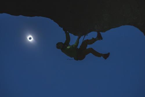 Así viví en primera persona el impresionante eclipse solar 2020