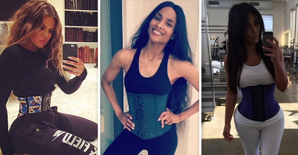 Lo que hay que saber sobre la peligrosa moda del corset que enamora a Instagram