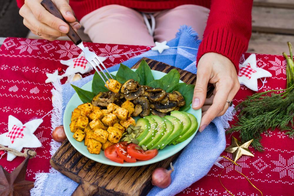 Menú vegetariano para Nochebuena: Los mejores consejos