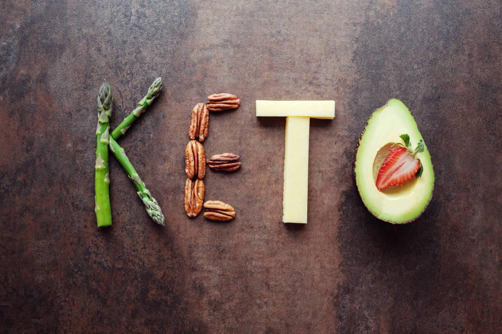 ¿Qué es la dieta keto y cuáles son las harinas permitidas?