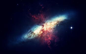 Por primera vez en la historia, investigadores hallan luz detrás de un agujero negro