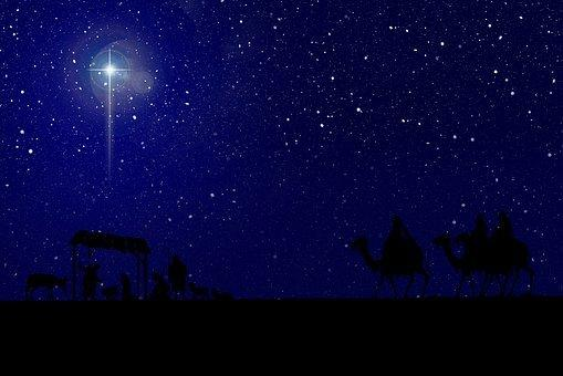 La estrella de Belén nunca existió, entérate cuál es el origen del mito