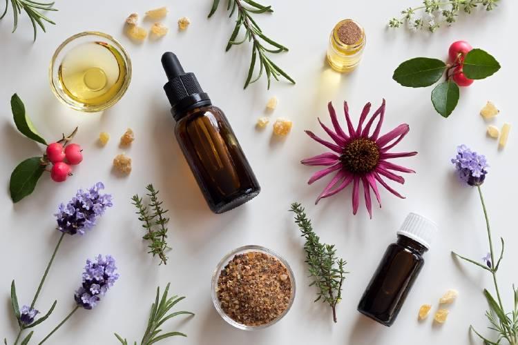 flores y aceites
