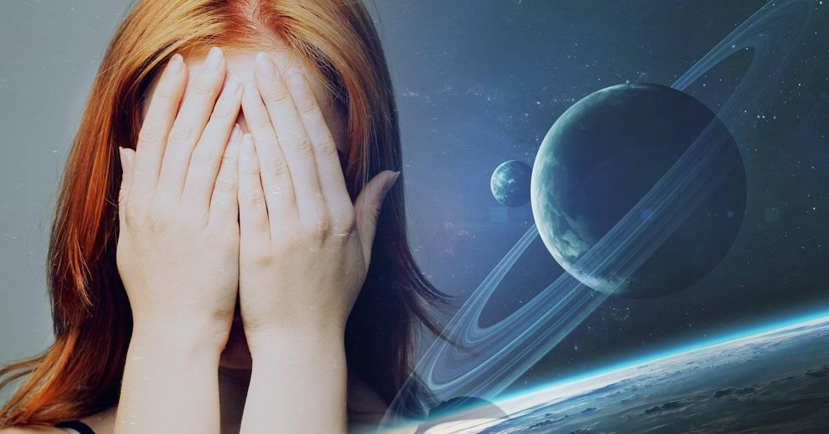 5 señales de que estas entrando en el Retorno de Saturno y ya nada será como ant
