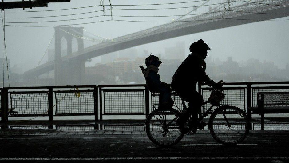Más de 70 millones de personas están bajo aviso o advertencia de tormenta invernal
