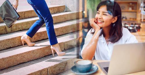 Mujeres japonesas inician una campaña masiva para eliminar la obligación de ir al trabajo en tacones