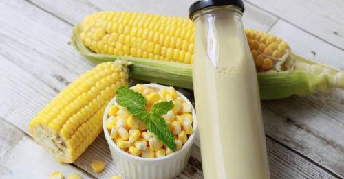 Jugo de maíz: una bebida sencilla y llena de beneficios