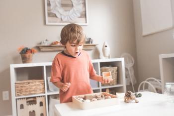 Método montessori en la escuela y en casa