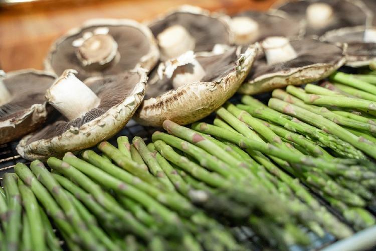 Portobello hongos: propiedades y beneficios de un superalimento
