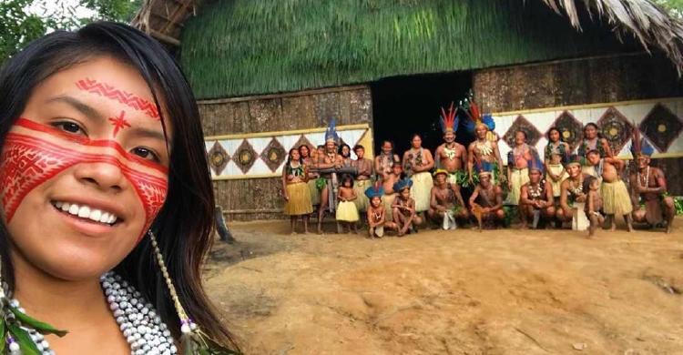 cunhaporanga-influencer-indigena-amazonas-tiktok