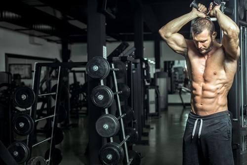 Debes esperar al menos 72 horas para volver a entrenar un mismo grupo muscular