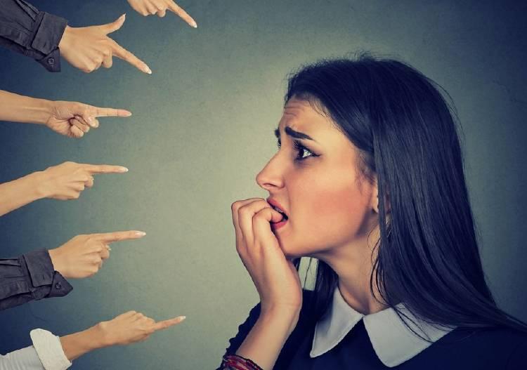 ansiedad depresión presión mujer