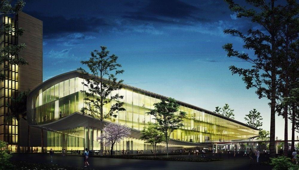 proyecto universidad en vietnam