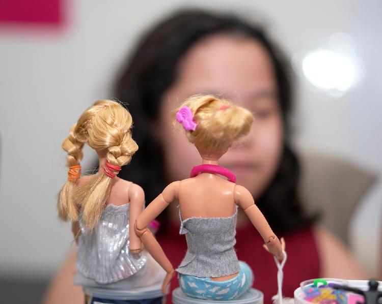 muneca barbie juguete