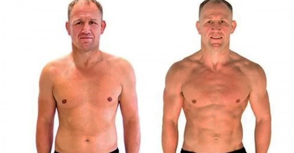 bajar de peso rapido en hombres