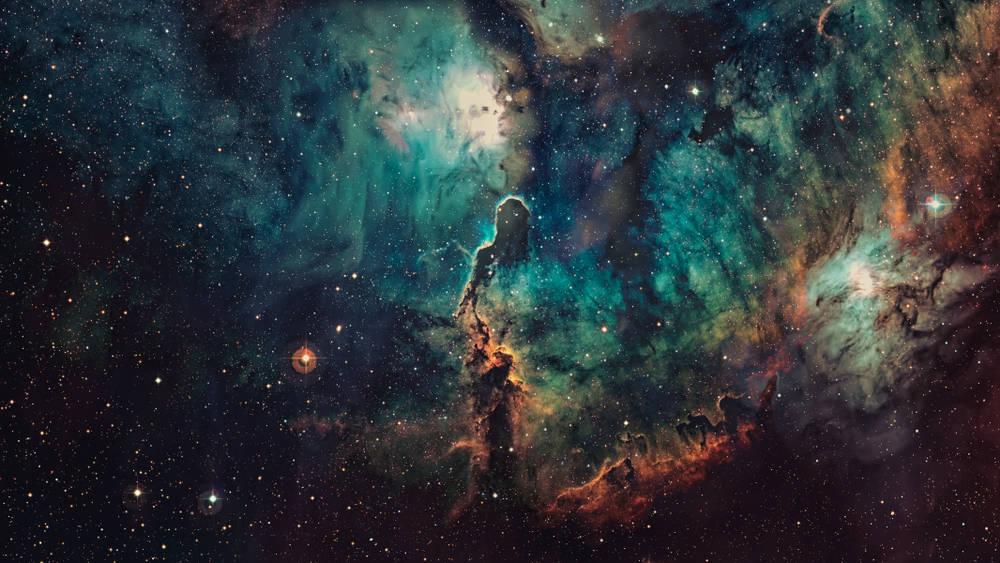 La NASA difundió la imagen de una estrella moribunda luego de una explosión
