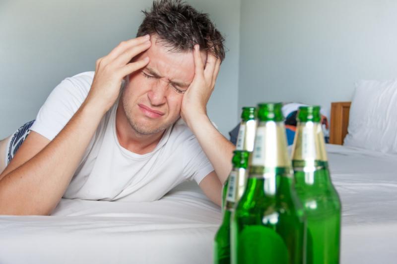 como sacar la resaca de alcohol rapido