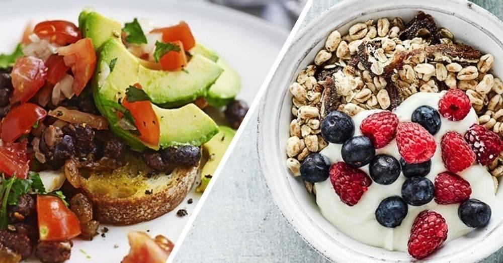 5 desayunos fáciles, rápidos y saludables que te llenarán de energía el re..