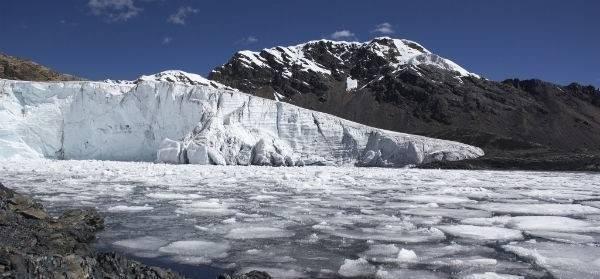 En 54 años, Perú ha perdido el 57% de las reservas glaciares de agua potable