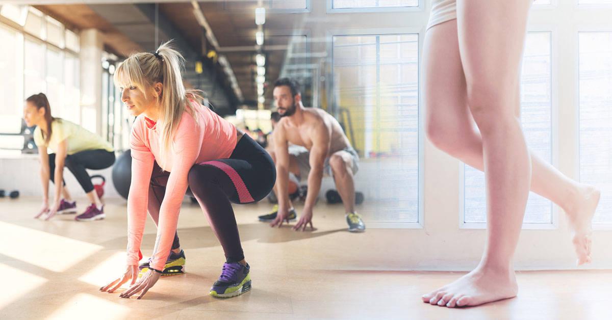5 ejercicios sencillos para quemar la grasa en las piernas