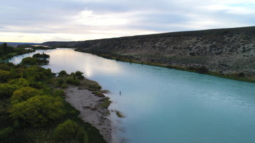 Represas en Patagonia: Banco de Bosques pide principio precautorio ante la Corte