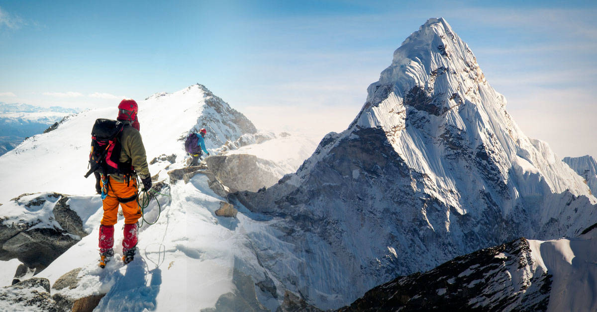 Esto es lo que la foto de la cima del Everest dice sobre nosotros