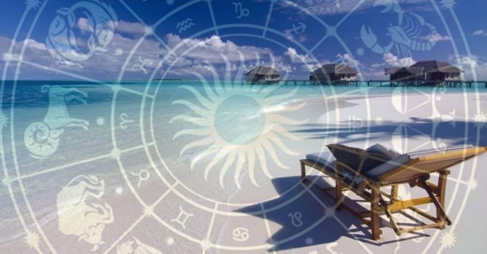 ¿Cuáles son tus vacaciones ideales según tu signo del zodíaco?