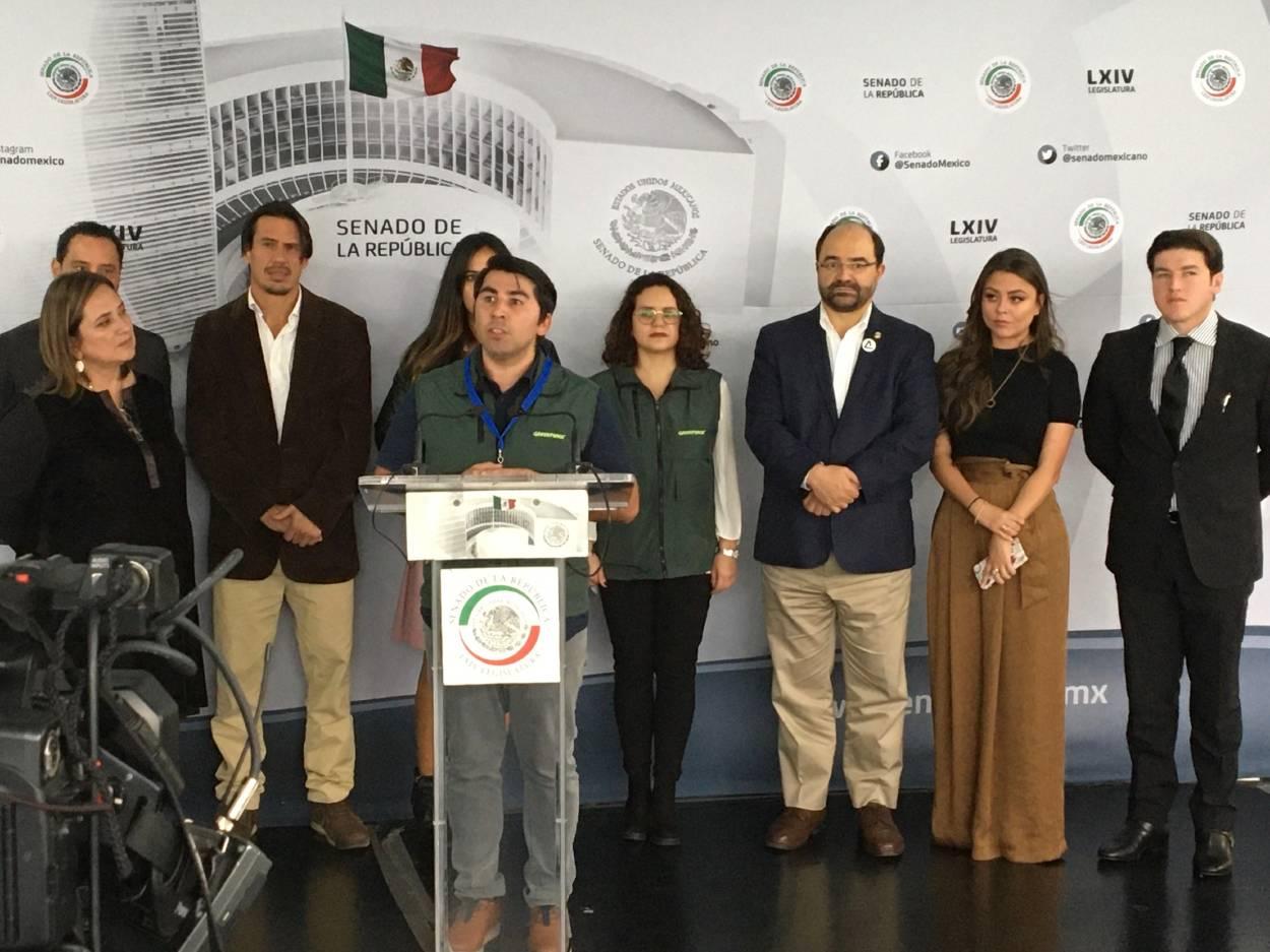 México revisa su ley para enfrentar la contaminación plástica