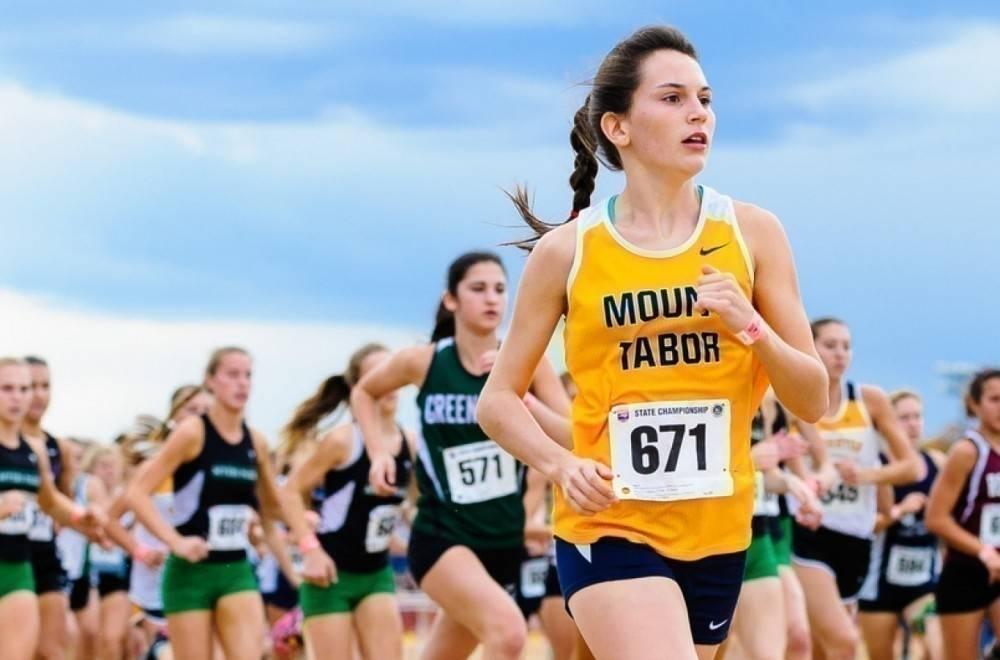 La corredora con esclerosis múltiple que ha sorprendido al mundo entero